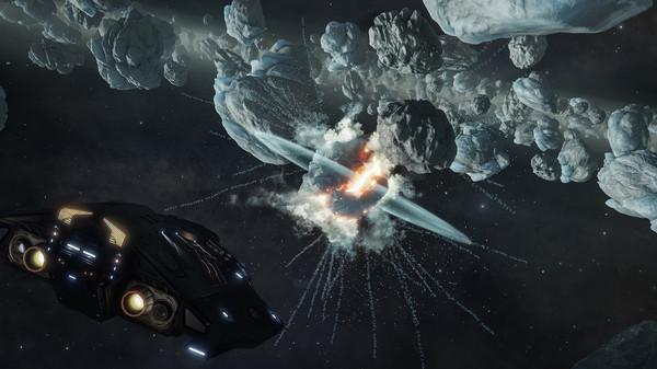Скриншот №9 к Elite Dangerous