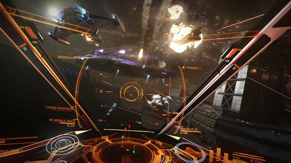 Скриншот №3 к Elite Dangerous