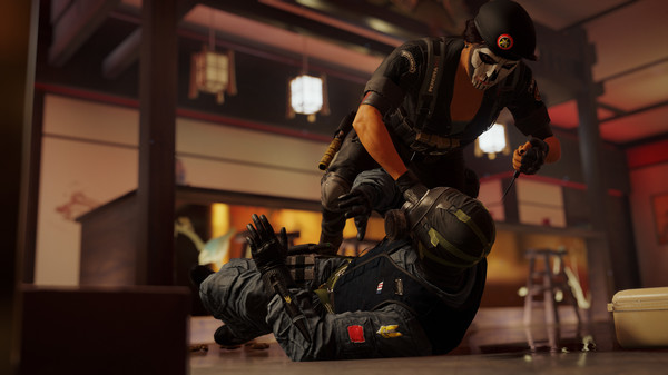 Скриншот №2 к Tom Clancys Rainbow Six® Siege
