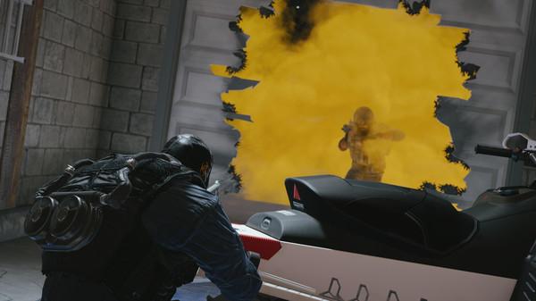 Скриншот №11 к Tom Clancys Rainbow Six® Siege
