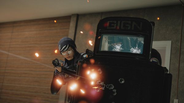 Скриншот №13 к Tom Clancys Rainbow Six® Siege