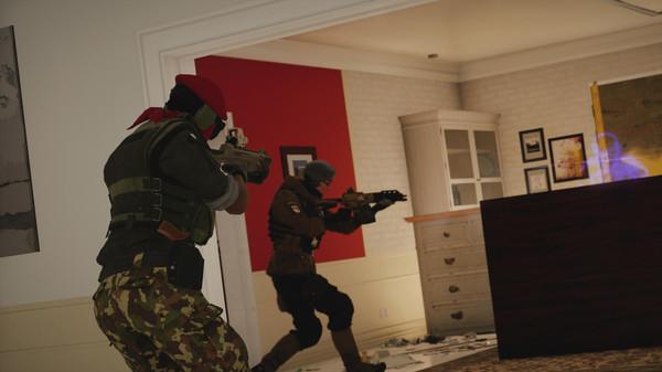 Скриншот №14 к Tom Clancys Rainbow Six® Siege
