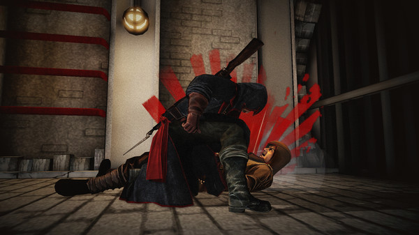 Скриншот №1 к Assassins Creed® Chronicles Russia