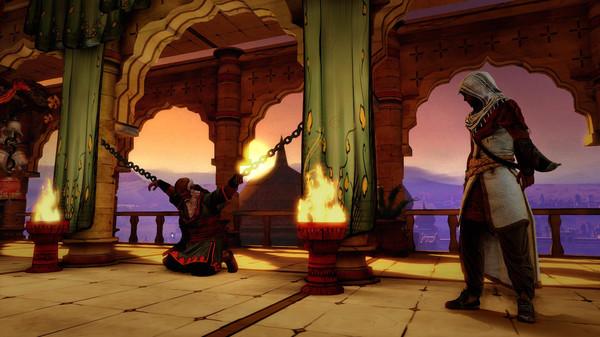 Скриншот №7 к Assassins Creed® Chronicles India
