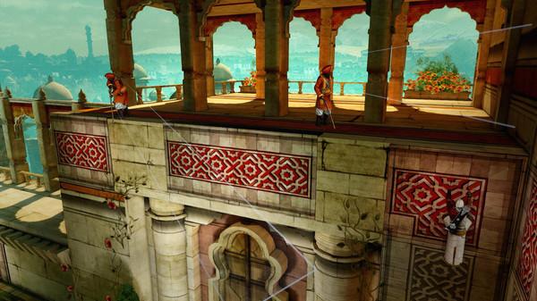 Скриншот №8 к Assassins Creed® Chronicles India