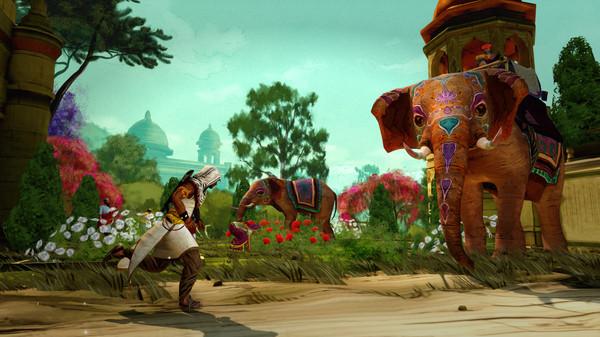 Скриншот №4 к Assassins Creed® Chronicles India
