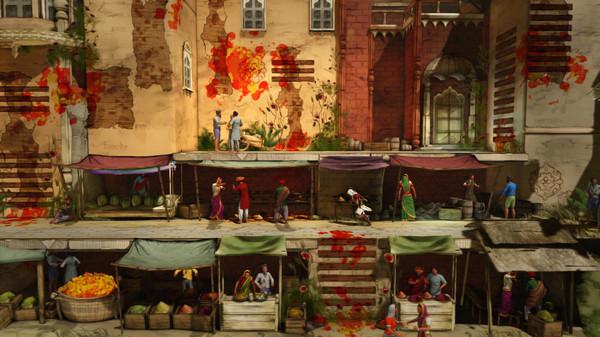 Скриншот №2 к Assassins Creed® Chronicles India