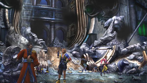 FINAL FANTASY X/X-2 HD Remaster скриншот