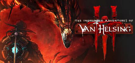 The Incredible Adventures of Van Helsing III Cover Image