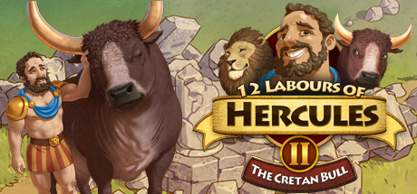 12 Labours of Hercules II: The Cretan Bull Cover Image