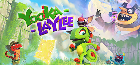 Yooka-Laylee Cover Image