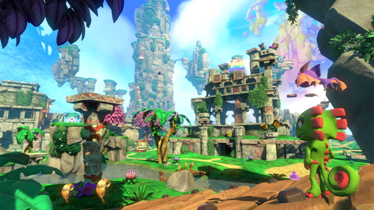 Yooka-Laylee Screenshot 3
