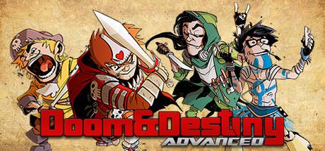 Doom & Destiny Advanced Cover Image