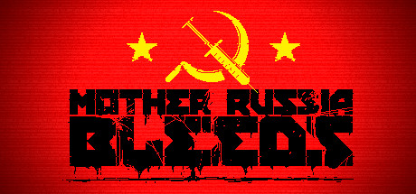 Mother Russia Bleeds Cover Image