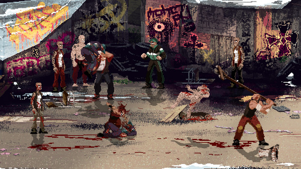 Скриншот №2 к Mother Russia Bleeds