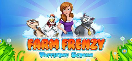 Farm Frenzy: Hurricane Season Cover Image