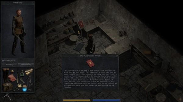 Скриншот №3 к Exanima