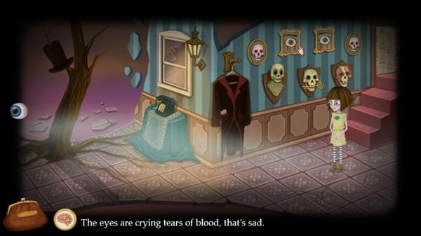 Скриншот №15 к Fran Bow