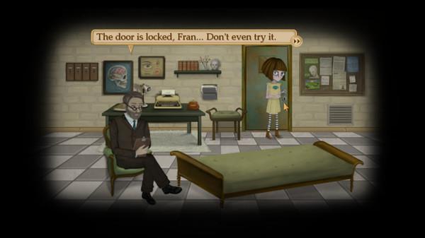 Скриншот №9 к Fran Bow