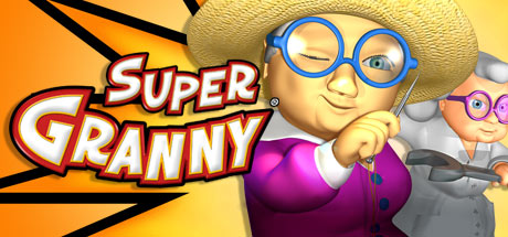 Super Granny Collection Cover Image