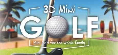 3D MiniGolf Cover Image