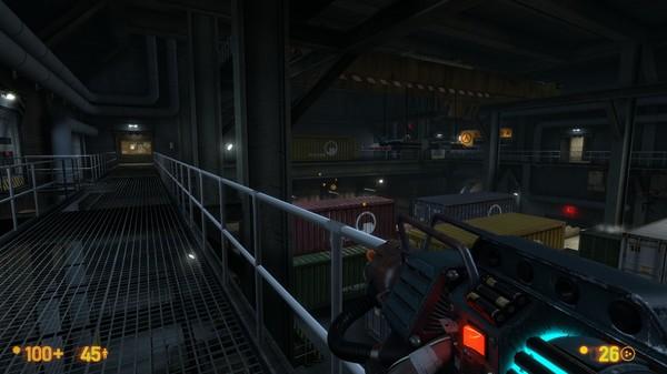 Скриншот №17 к Black Mesa