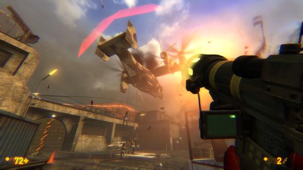 скриншот Black Mesa 5