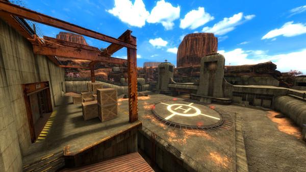 Скриншот №13 к Black Mesa