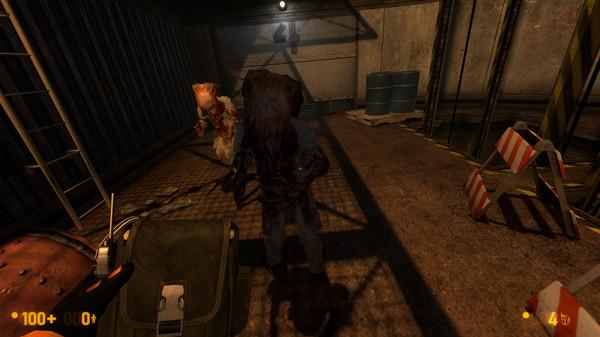 Скриншот №18 к Black Mesa