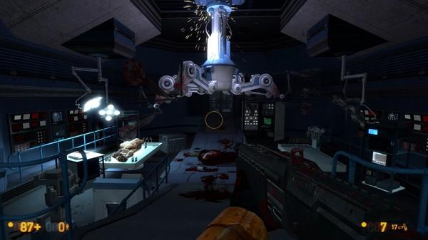 Скриншот №15 к Black Mesa