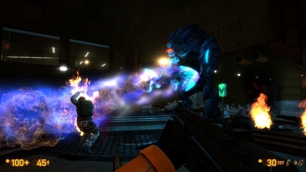 Скриншот №11 к Black Mesa