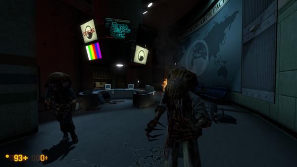 Скриншот №9 к Black Mesa