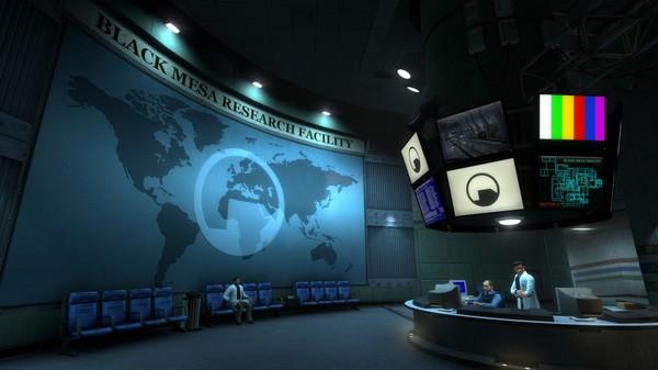 Скриншот №2 к Black Mesa