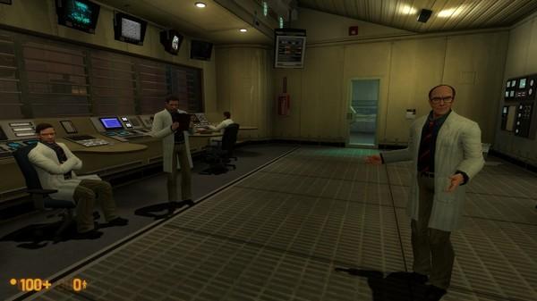Скриншот №8 к Black Mesa