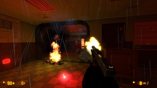 Скриншот №3 к Black Mesa