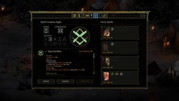 Tyranny скриншот