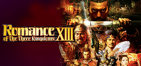 ROMANCE OF THE THREE KINGDOMS XIII Cover Image