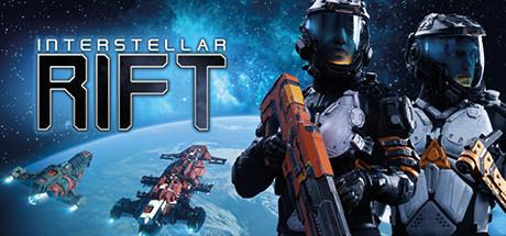 Interstellar Rift Cover Image