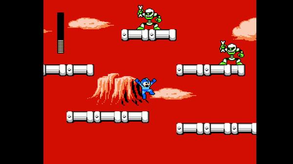 Mega Man Legacy Collection / ロックマン クラシックス コレクション скриншот