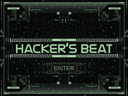 Hacker's Beat screenshot
