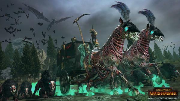 Скриншот №2 к Total War WARHAMMER