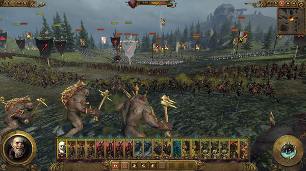 Скриншот №4 к Total War WARHAMMER