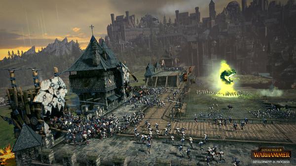 Скриншот №5 к Total War WARHAMMER