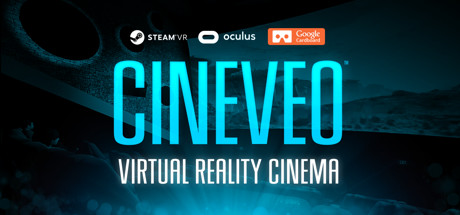 CINEVEO - VR Cinema Cover Image
