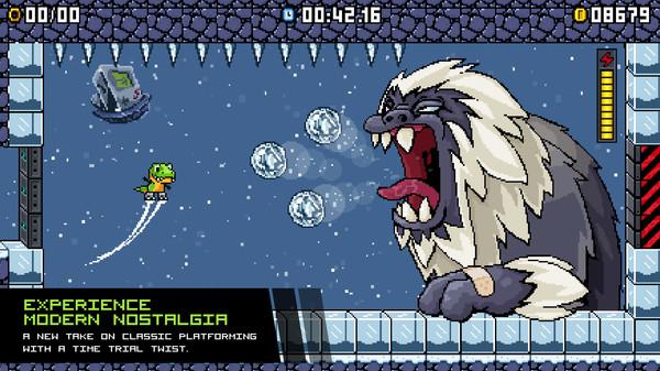 скриншот JumpJet Rex - Soundtrack 1