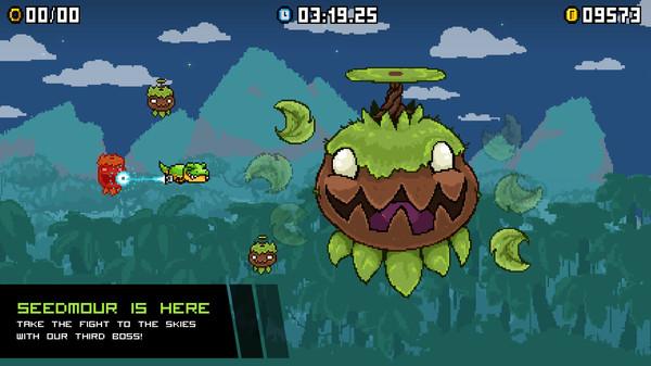 скриншот JumpJet Rex - Soundtrack 2