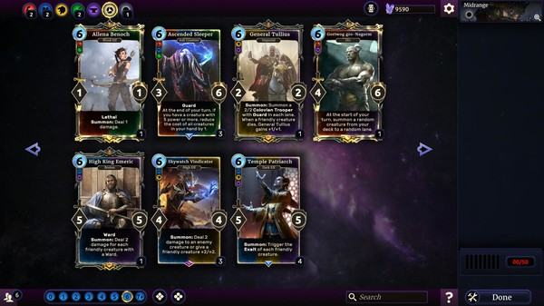 The Elder Scrolls: Legends скриншот