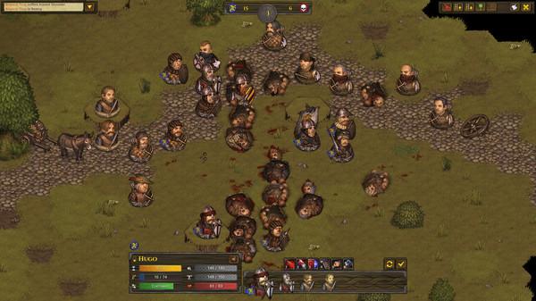 Скриншот №1 к Battle Brothers