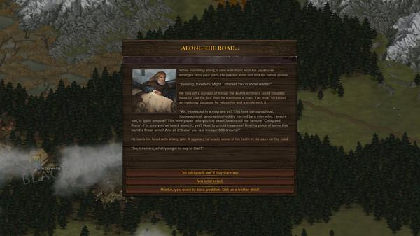 Скриншот №6 к Battle Brothers