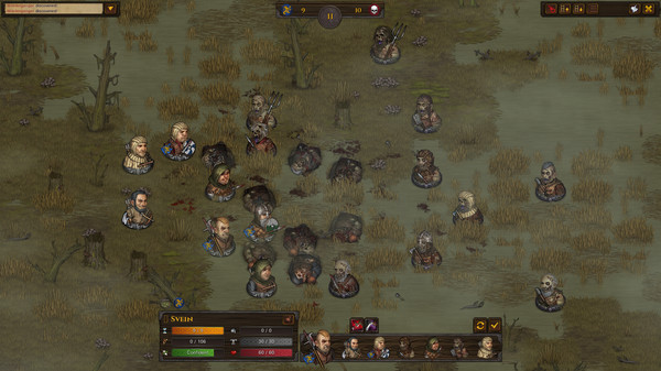 Скриншот №5 к Battle Brothers